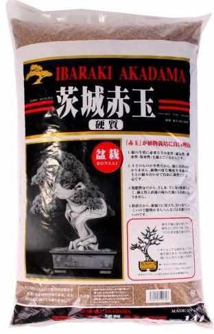 Sustrato Akadama 14 L.