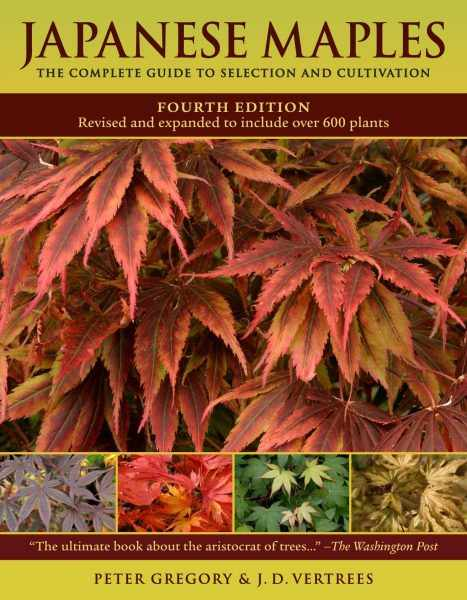 JAPANESE MAPLES LIBRO EN INGLÉS